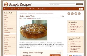 http://www.simplyrecipes.com/recipes/buttery_apple_torte/