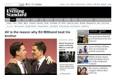 http://www.standard.co.uk/news/av-is-the-reason-why-ed-miliband-beat-his-brother-6394355.html