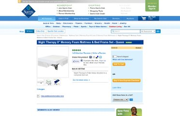 http://www.samsclub.com/sams/night-therapy-8-memory-foam-mattress-bed-frame-set-queen/prod711530.ip#desc