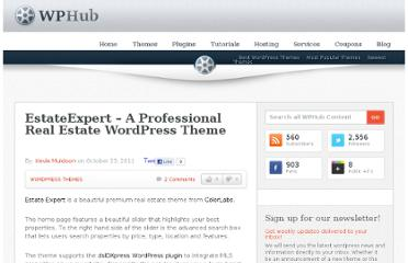 http://www.wphub.com/estate-expert-wordpress-theme/