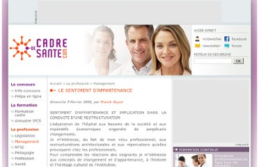 http://www.cadredesante.com/spip/profession/management/Le-sentiment-d-appartenance.html