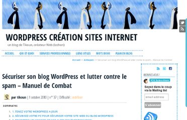 http://lashon.fr/wordpress-antispam-securite-site-web/