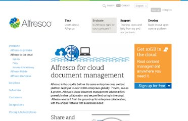 http://www.alfresco.com/products/cloud