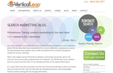 http://www.verticalleap.co.uk/blog/pottermore-taking-content-marketing-to-the-next-level/
