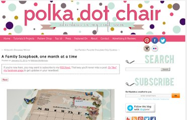 http://www.polkadotchair.com/2012/01/family-scrapbook-one-month-at-time.html/#more