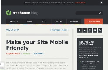 http://blog.teamtreehouse.com/make-your-site-mobile-friendly