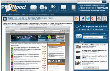 http://www.pcinpact.com/news/74029-mozilla-veut-collecter-donnees-dutilisation-firefox.htm