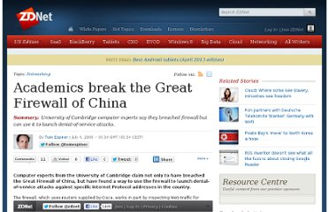 http://www.zdnet.com/academics-break-the-great-firewall-of-china-2039372326/