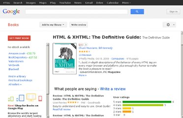 http://books.google.co.uk/books/about/HTML_XHTML_The_Definitive_Guide.html?id=RdrG1aJZ4lgC#v=onepage&q&f=false