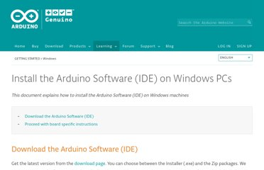 http://arduino.cc/en/Guide/Windows