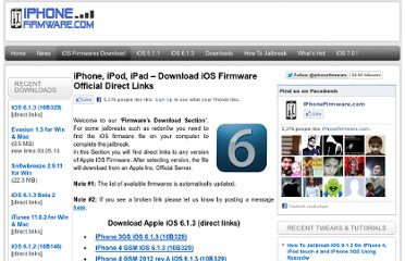http://www.iphonefirmware.com/firmwares-download/