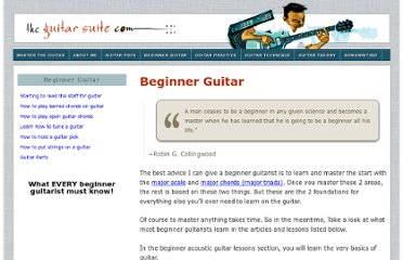 http://www.theguitarsuite.com/category/beginner-guitar/
