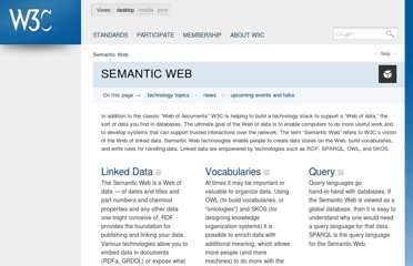 http://www.w3.org/standards/semanticweb/