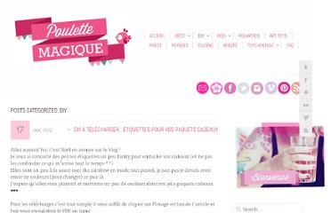 http://www.poulettemagique.com/category/diy