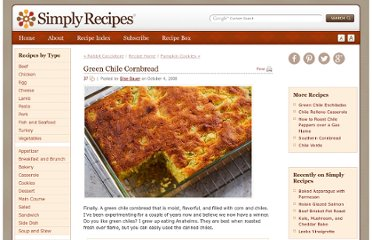 http://www.simplyrecipes.com/recipes/green_chile_cornbread/
