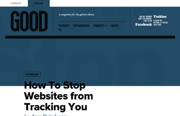 http://www.good.is/posts/how-to-stop-websites-from-tracking-you