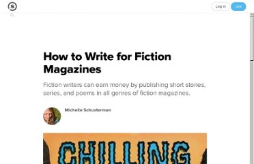 http://suite101.com/article/how-to-write-for-fiction-magazines-a149192