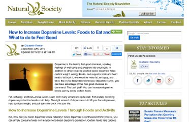 http://naturalsociety.com/how-to-increase-dopamine-levels-foods/