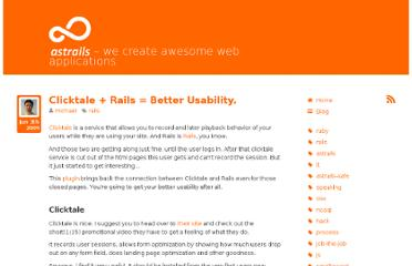 http://astrails.com/blog/2009/6/3/clicktale-rails-better-usability