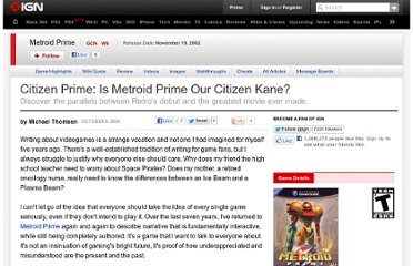 http://www.ign.com/articles/2009/10/08/citizen-prime-is-metroid-prime-our-citizen-kane