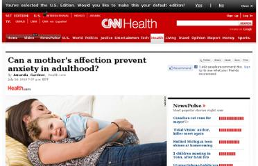 http://www.cnn.com/2010/HEALTH/07/26/mother.affection.anxiety/index.html