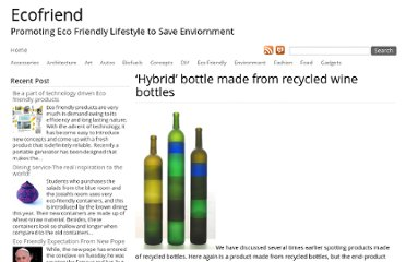 http://www.ecofriend.com/hybrid-bottle-made-from-recycled-wine-bottles.html