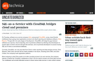http://arstechnica.com/uncategorized/2008/12/sql-as-a-service-with-cloudsql-bridges-cloud-and-premises/