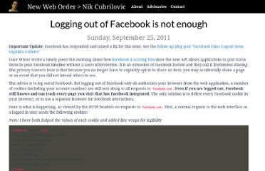 http://www.nikcub.com/posts/logging-out-of-facebook-is-not-enough