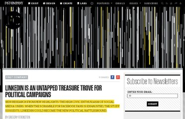 http://www.fastcompany.com/1760358/linkedin-untapped-treasure-trove-political-campaigns