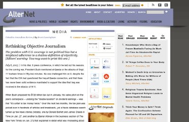 http://www.alternet.org/story/16348/rethinking_objective_journalism