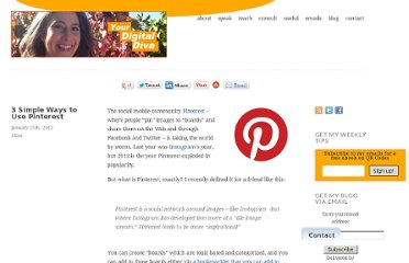 http://www.alizasherman.com/2012/01/simple-ways-to-use-pinterest/