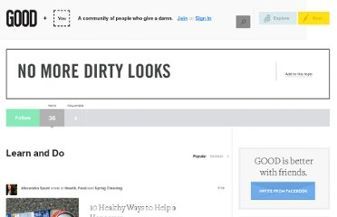 http://www.good.is/no-more-dirty-looks
