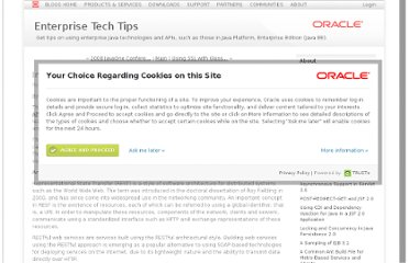 https://blogs.oracle.com/enterprisetechtips/entry/implementing_restful_web_services_in