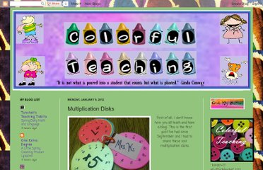 http://colorfulteaching.blogspot.com/2012/01/multiplication-disks.html