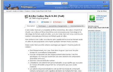 http://www.filehippo.com/fr/download_klite_codec_pack/