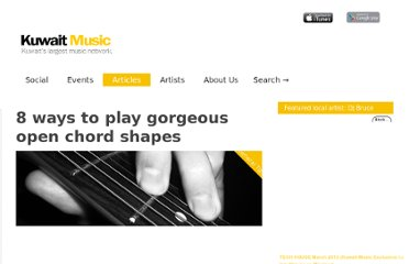 http://kuwait-music.com/community-2/tipsandadvice/2011/10/8-ways-to-play-gorgeous-open-chord-shapes