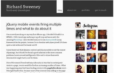 http://richardsweeney.com/jquery-mobile-events-firing-multiple-times-and-what-to-do-about-it/