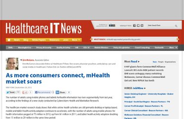 http://www.healthcareitnews.com/news/mobile-health-market-sees-enormous-growth