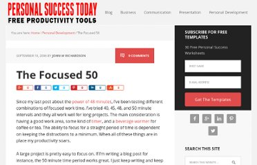 http://successbeginstoday.org/wordpress/the-focused-50/
