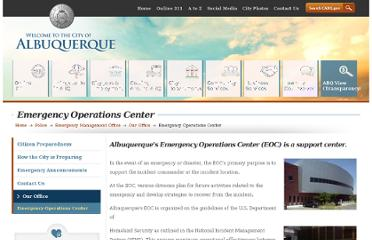 http://www.cabq.gov/police/emergency-management-office/our-department/emergency-operations-center