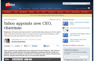 http://www.zdnet.com/yahoo-appoints-new-ceo-chairman-2062304787/