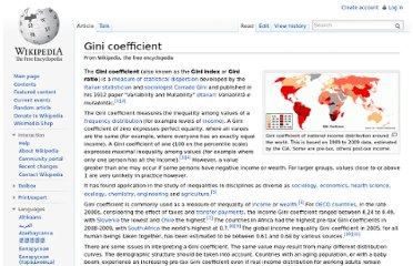 http://en.wikipedia.org/wiki/Gini_coefficient