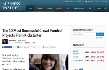 http://www.businessinsider.com/kickstarter-success-stories-2010-11?op=1#slideshow-start