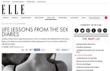http://www.elle.com/life-love/sex-relationships/life-lessons-from-the-sex-diaries-648444