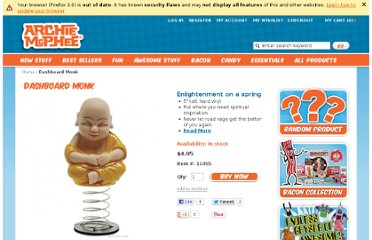 http://mcphee.com/shop/dashboard-monk.html