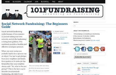 http://101fundraising.org/2012/05/social-network-fundraising-the-beginners-guide/