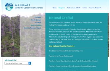http://www.manomet.org/natural-capital