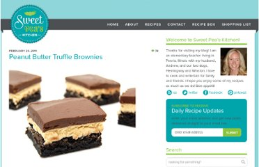 http://sweetpeaskitchen.com/2011/02/peanut-butter-truffle-brownies/