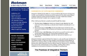 http://www-2.rotman.utoronto.ca/integrativethinking/definition.htm