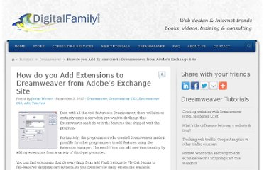 http://www.digitalfamily.com/tutorials/how-do-you-add-extensions-to-dreamweaver-from-adobes-exchange-site-2/